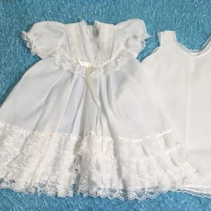 Other - White size 9 dress
